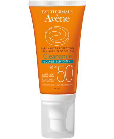 Avène Cleanance Solare SPF 50+