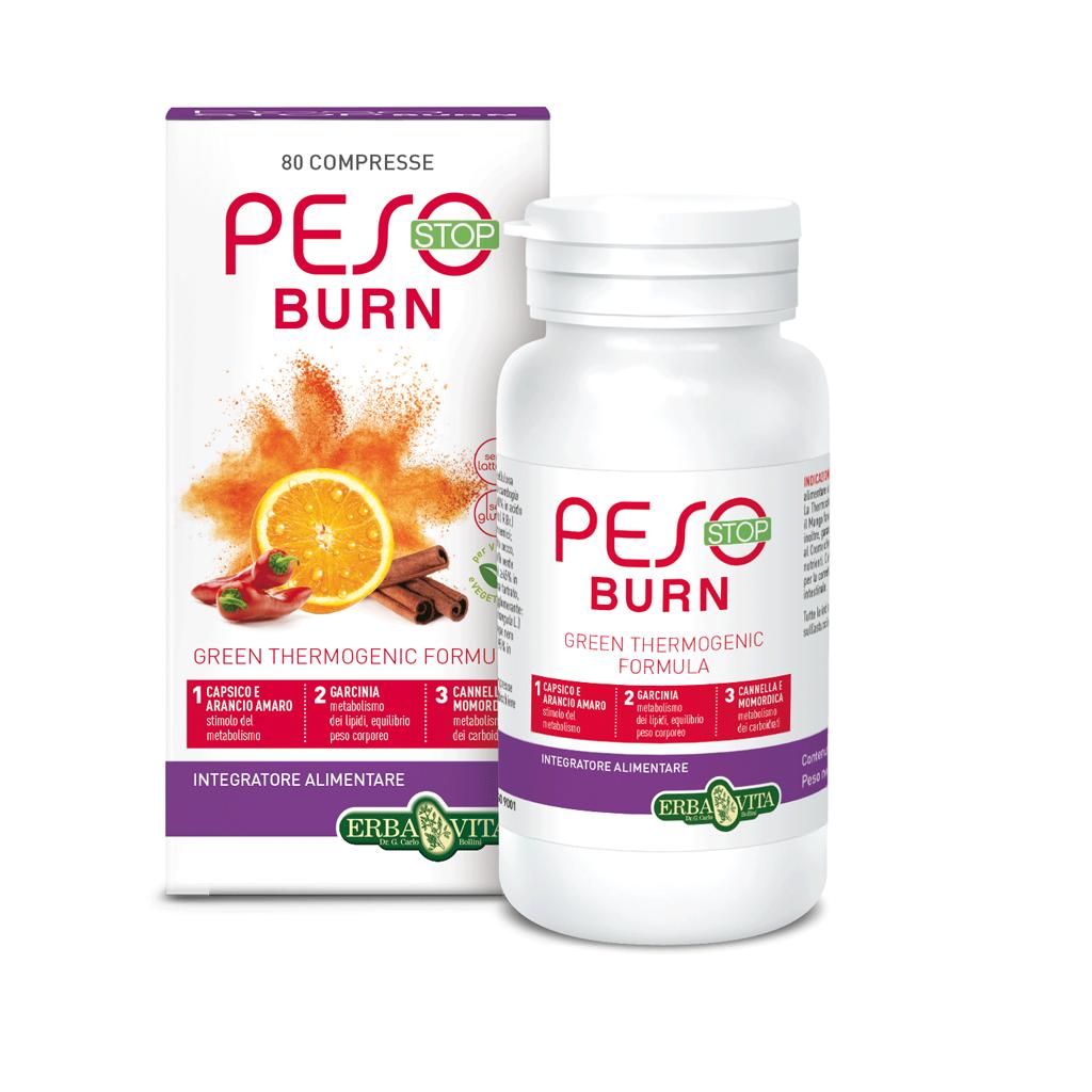 Erba Vita Peso Stop Burn